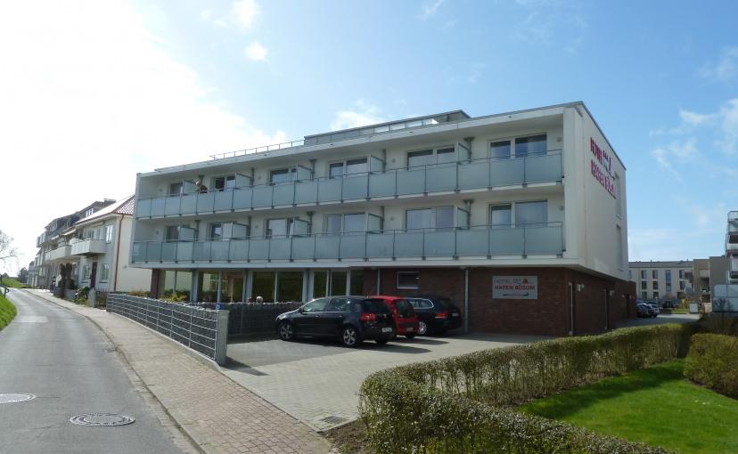 Erweiterung hotel hafen b sum k hler bau - Steinwender architekten ...